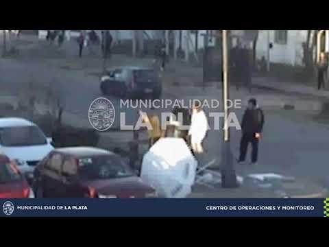 Violencia sin fin: atacaron a un joven que realizaba una campaña política