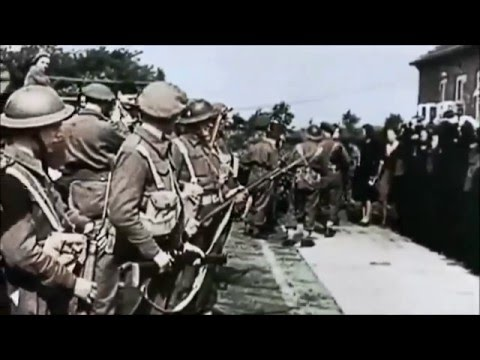 Mother Europe - With Color Historical Videos