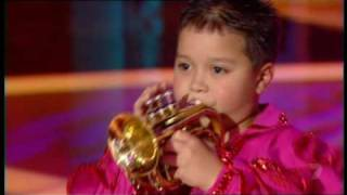 Little Bobby Harrison, Trumpet Player