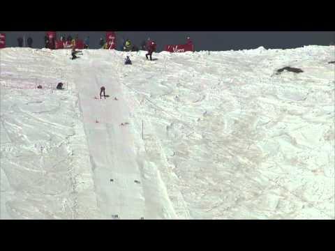 Nouveau record du monde de ski de vitesse : 252,454 km/h