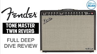 Fender Tone Master Twin Reverb Amplifier Review   The KING Of Modeling Amps?