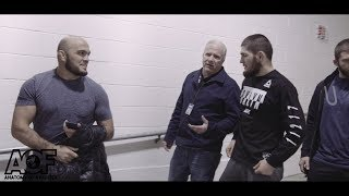 The Unseen Hours - The Dagestan Chronicles with Khabib (June 2018)