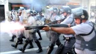Música e Trabalho: Polícia e Estado Violência (Titãs)