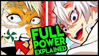 Sanemi Shinazugawa  - (Demon Slayer: Kimetsu no Yaiba) - How Strong is Sanemi Shinazugawa? (Demon Slayer / Kimetsu no Yaiba Full Power Explained)
