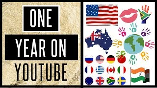Private Over50s Group | One Year On YouTube | Thank You To Subscribers!