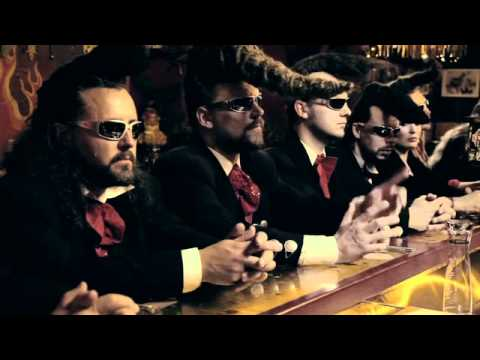 Leningrad Cowboys - All We Need Is Love (official video)
