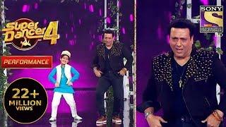Mini Govinda और Govinda Sir ने दिया साथ में एक Entertainment - Packed Performance | Super Dancer 4
