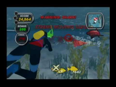 shimano xtreme fishing wii test