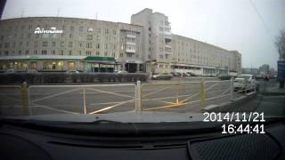 ДТП 21 11 2014 город Кириши