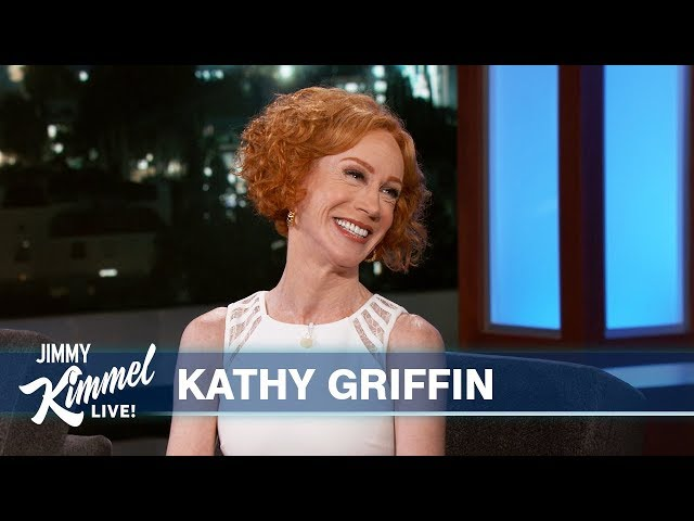 Video Pronunciation of Kathy griffin in English