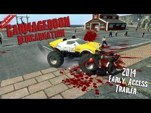 Trailer de Carmageddon: Reincarnation