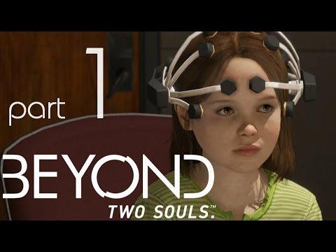 Beyond: Two Souls Прохождение {part 1} -  Эксперимент