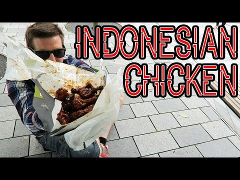Indonesian Chicken City Plazza Shopping Center Nieuwegein Netherlands