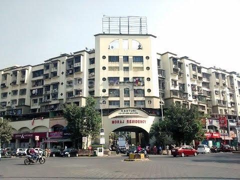 Moraj Infratech Builders Moraj Residency Palm Beach Mumbai