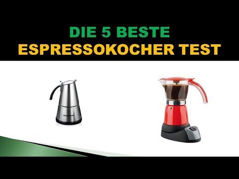 Besten Espressokocher Test | Elektrischer Espressokocher 2020