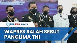 Sosok Laksamana Yudo Margono, KSAL yang Disebut Wapres Panglima TNI