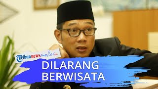 Bandung Raya Siaga 1 Covid-19, Ridwan Kamil: Saya Imbau Wisatawan Jangan Masuk untuk 7 Hari ke Depan