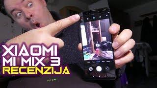 Xiaomi Mi Mix 3 recenzija - izuzetno moćan smartfon s najboljom kamerom (06.12.2018)