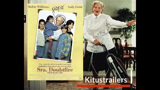 Sra Doubtfire Trailer Castellano