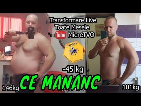 Pierderea în greutate în omul mai în vârstă