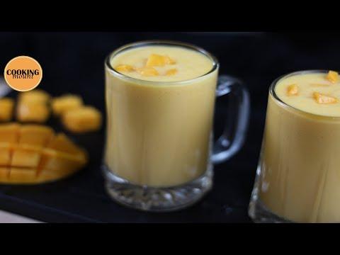 Mango Milk Shake Recipe By Cooking Mount