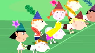 Ben and Holly's Little Kingdom | Sports Day | Kids Videos