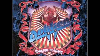 Dokken-Track 8-Burning Like A Flame