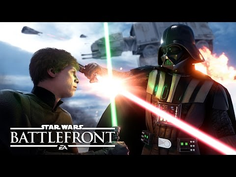 Видео № 0 из игры Star Wars: Battlefront (Б/У) [PS4]