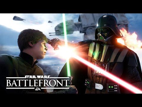 "Star Wars Battlefront: Multiplayer Gameplay | E3 2015 ""Walker Assault"" on Hoth"