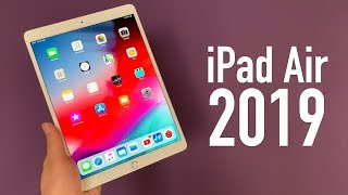 Обзор Apple iPad Air 10.5