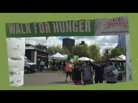 Walk for Hunger FLS Boston