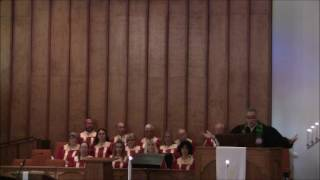 """Sermon: """"Welcome to Church...Now What?""""; Rev. Craig Wright, Sunday, April 30, 2017"""