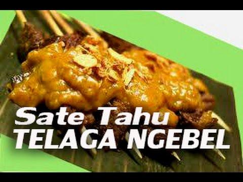 Video Nikmatnya Sate Tahu Telaga Ngebel Ponorogo
