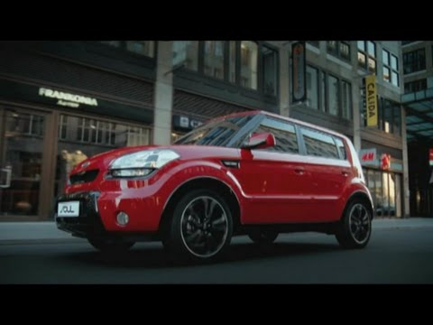 KIA Soul Hatchback Car Review