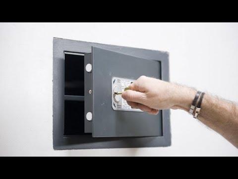 Instalación de caja fuerte - Bricomanía