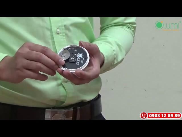 Video hướng dẫn cấu hình cảm biến chuyển động của Lumi Việt Nam