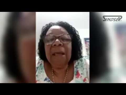 Lourdes Estevão manda recado para os trabalhadores da saúde