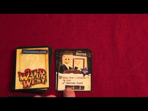 Dice Tower - The Game Boy Geek Reviews Wild Fun West