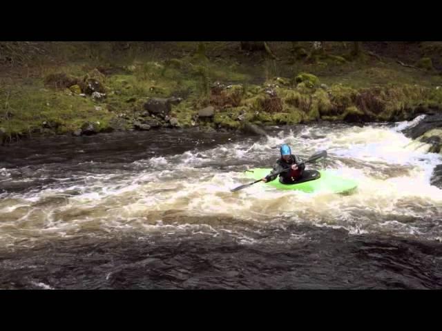 Dynamc/Active Blade Kayak Skills