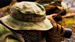 Панама SAS от компании Военное тактическое снаряжение Вотан - видео