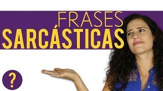 As Frases MAIS Sarcásticas Em Inglês | Sara Scarcelli