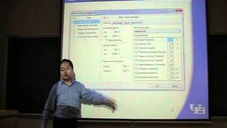 (4/6) Lecture 13: Car Following (Traffic Simulation Class by Shan Huang)