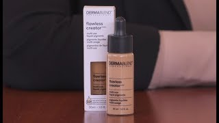 How to Use Dermablend Flawless Creator