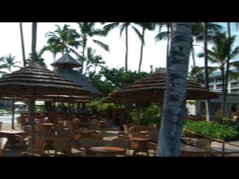 Video outdoor restaurants-Kona- Orchid