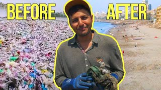 The Incredible Transformation Of World's Most Polluted Beach