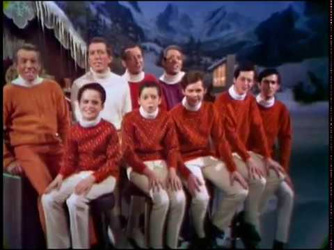 The Osmonds - Happy Holiday - Christmas Radio