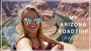 My Arizona road trip Part 1: Sedona, Flagstaff, Page, Antelope Canyon FAIL and Horseshoe Bend