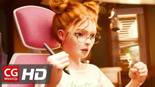 "CGI Animated Short Film: ""From Artists to Artists"" by Motion Design School 