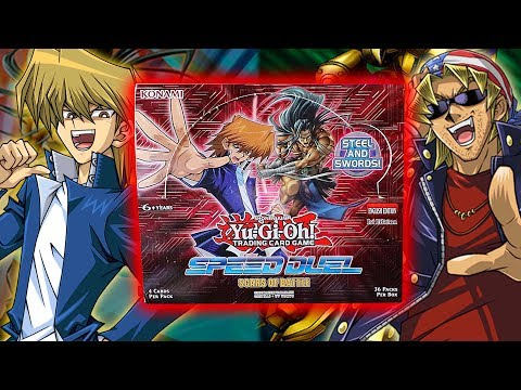 Yu-Gi-Oh! NEW! SCARS OF BATTLE SPEED DUEL BOOSTER BOX OPENING AND REVIEW 2019! JOEY WHEELER!!