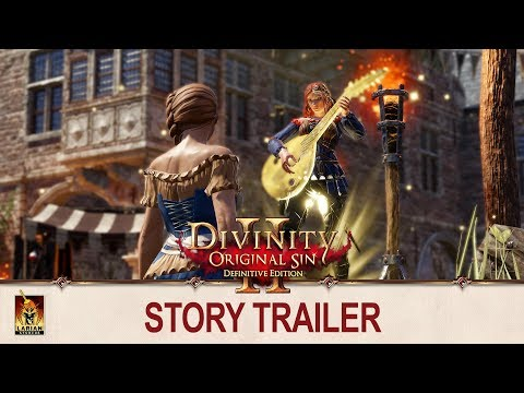 Divinity: Original Sin 2 - Story Trailer | PS4 and Xbox One thumbnail